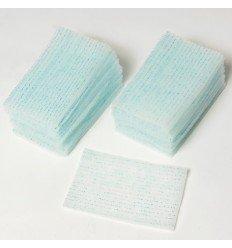 Esponjas jabonosas de un solo uso