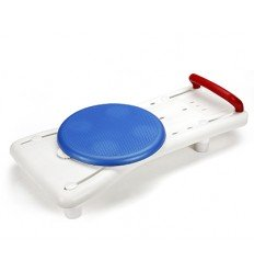 Tabla de bañera Vera con disco giratorio 360º
