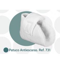 Patuco antiescaras