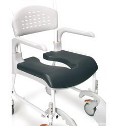 Asiento de poliuretano confort para silla clean